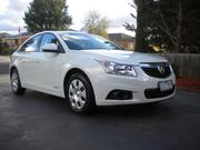 Holden 2012 2012 HOLDEN CRUZE CD **** ULTRA LOW 4, 716 KLMS ***