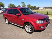 2010 FORD Ford Territory 2010 Ghia - Only 54, 000 Kms,  Excell
