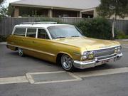 1963 CHEVROLET 1963 Chevrolet Belair wagon Impala Custom Hotrod C