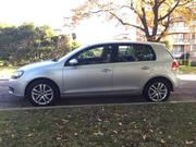 volkswagen golf 2010 Volkswagen Golf VI 103TDI Comfortline Direct-