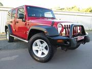 2008 JEEP 2008 Jeep Wrangler Unlimited JK MY08 Sport (4x4) R