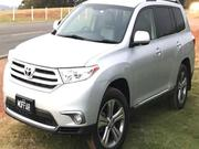 Toyota Kluger 2012 Toyota Kluger KX-S Auto AWD MY12