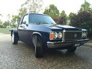 Holden 1 Tonne 500 miles
