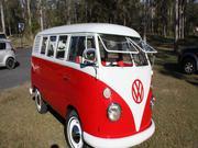 1966 Volkswagen 1966 Volkswagen Kombi Transporter Microbus Type 1