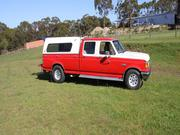 1987 Ford 8 cylinder Petr