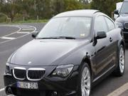 Bmw 650 2006 BMW 650i E63 Auto